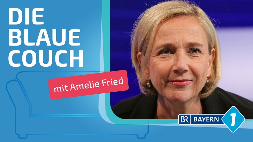 Amelie Fried | Bild: picture-alliance/dpa, Montage: BR
