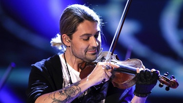Geiger David Garrett | Bild: picture-alliance/dpa
