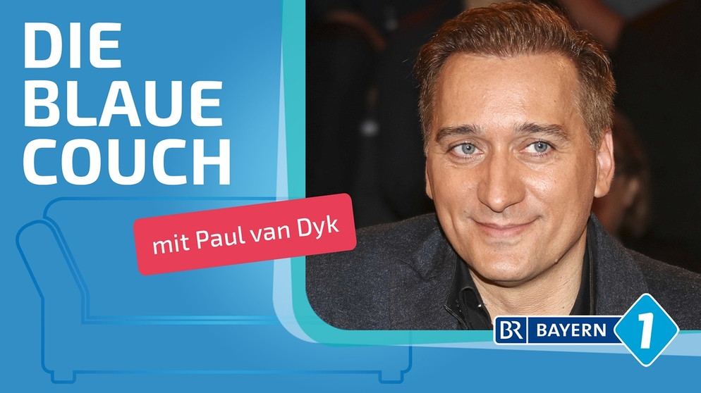 Paul van Dyk, DJ | Bild: dpa/picture alliance, Montage: BR