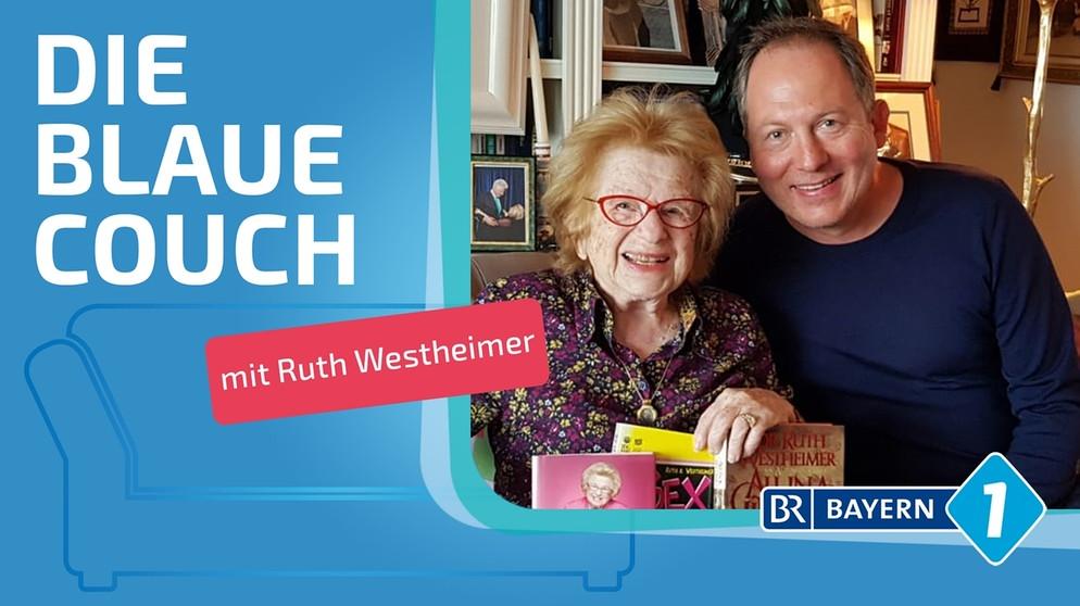 Dr Ruth Westheimer Sexualtherapeutin Ich Werde Niemals Aufhören