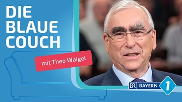Theo Waigel | Bild: picture-alliance/dpa, Montage: BR