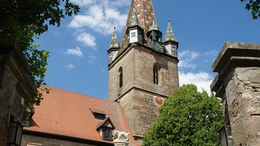 St. Andreas in Dietenhofen | Bild: Hans Weigel