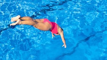 Nackt im schwimmbad geschichte