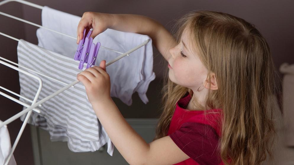 Wäsche aufhängen im Winter: Warum Frosttrocknen eine gute ...