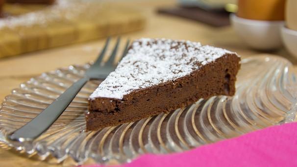 Kuchen Ohne Mehl Schokoladenkuchen Mit Zwei Zutaten Bayern 1