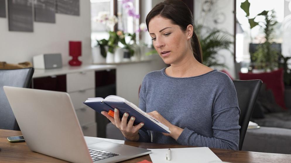 Tagesgespräch vom 28.02.2019: Das Büro im Wohnzimmer: Soll es ein Recht auf  Home-Office geben?