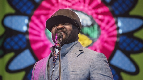 Gregory Porter | Bild: picture-alliance/dpa
