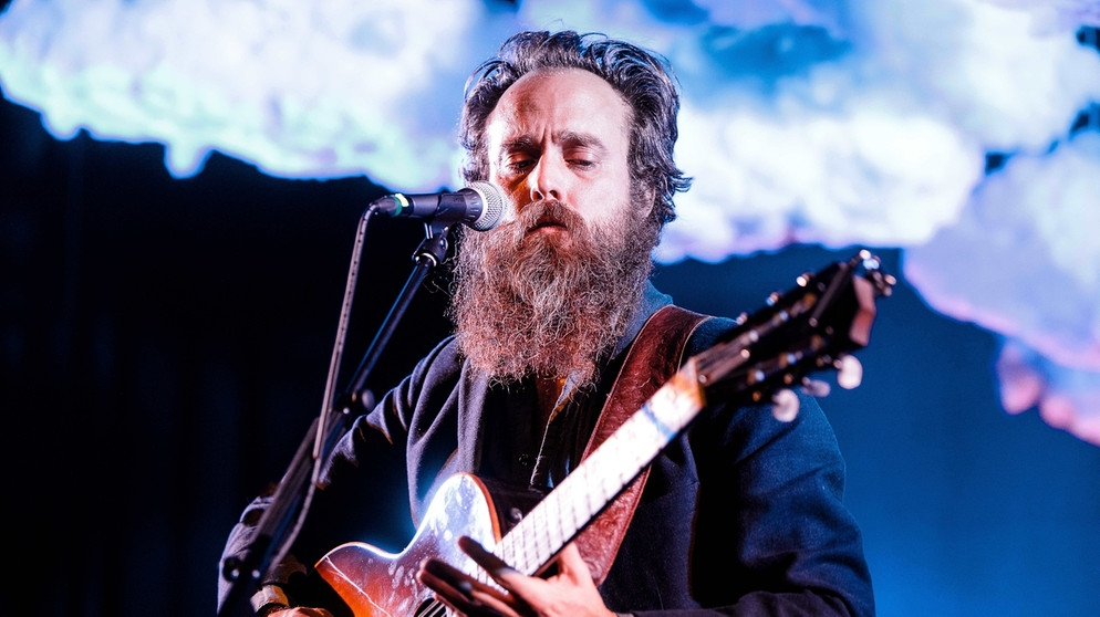 Iron & Wine | Bild: picture-alliance/dpa