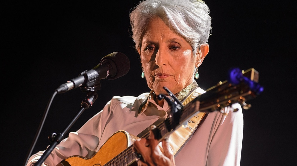 Joan Baez | Bild: picture-alliance/dpa