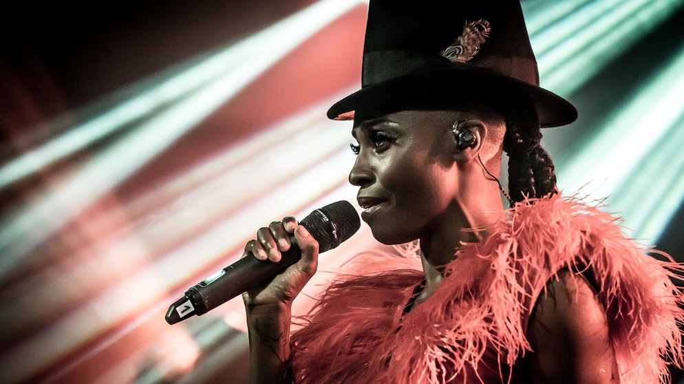 Skye Edwards, Sängerin von Morcheeba | Bild: picture-alliance/dpa
