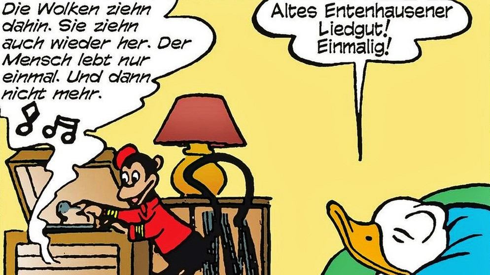 Donald Duck | Bild: DISNEY/Egmont Ehapa Media/Egmont Comic Collection