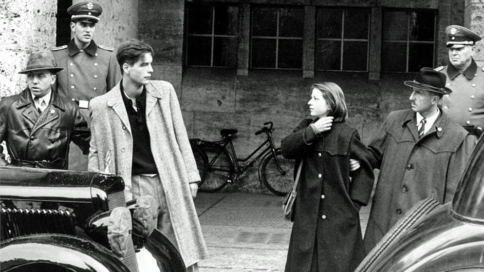 Briefe Von Sophie Scholl : Die quot weiße rose was aus ihren gestapo verfolgern wurde