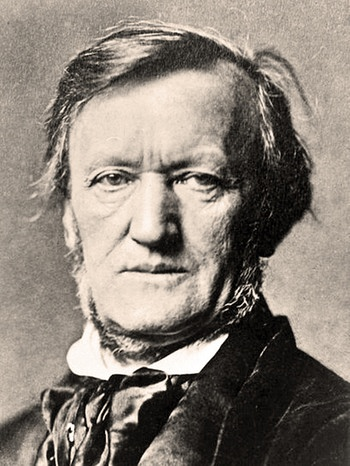 Richard Wagner | Bild: picture-alliance/dpa