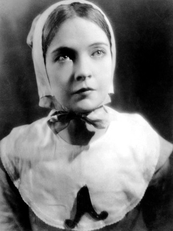 "Lillian Gish in ""The Scarlett Letter"", 1926 