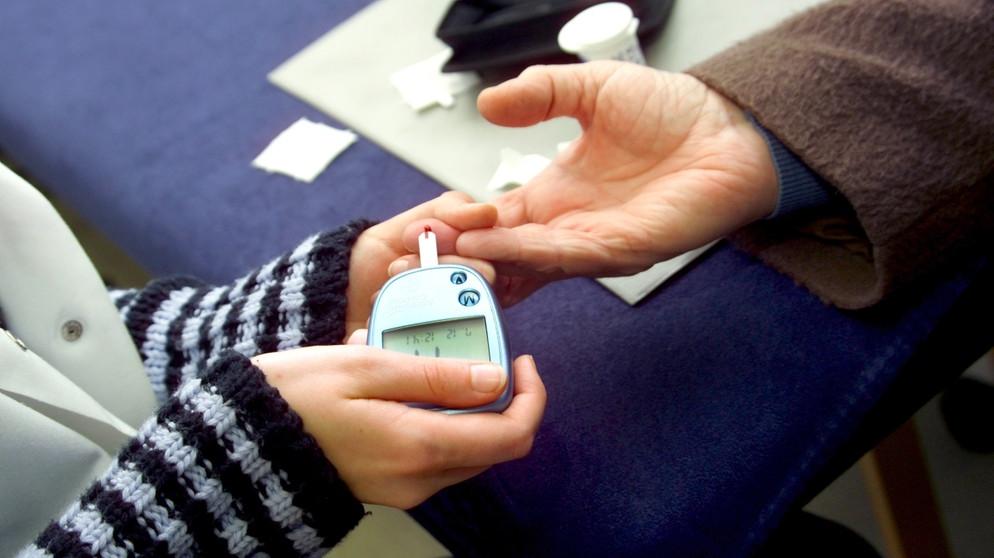 Zuckerkrank: Diabetes – Typ 1 und Typ 2