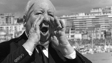 Alfred Hitchcock | Bild: picture-alliance/dpa