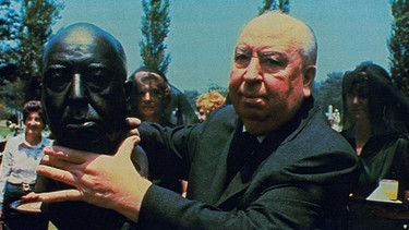Alfred Hitchcock | Bild: picture alliance/United Archives