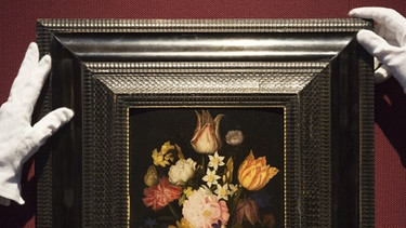 Ambrosius Bosschaert the Elder: Auktion bei Christie's, 2005 | Bild: picture alliance / Photoshot