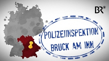 Polizeiinspektion Bruck am Inn | Bild: Ard.de