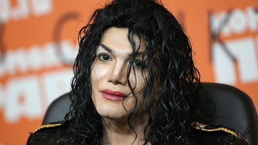 Michael Jackson Lookalike | Bild: picture-alliance/dpa