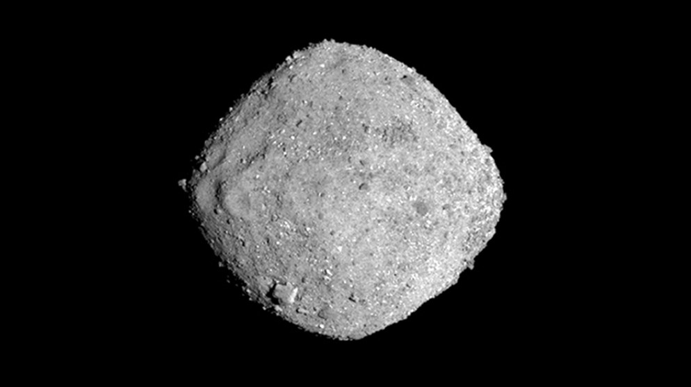Asteroid Bennu im November 2018 | Bild: picture-alliance/dpa
