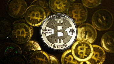 Bitcoins | Bild: picture-alliance/dpa