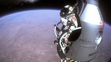 Felix Baumgartner | Bild: picture-alliance/dpa