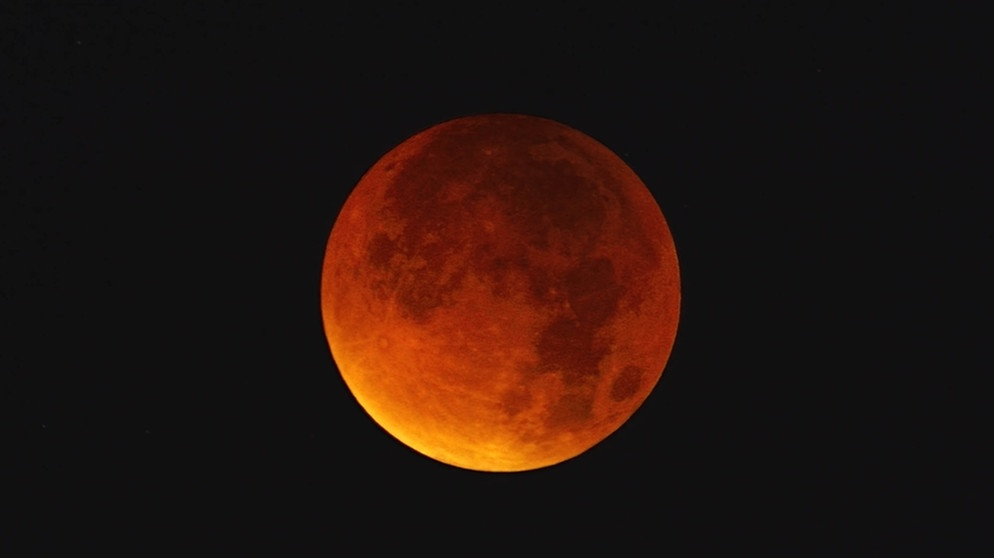 Mondfinsternis | Bild: picture-alliance/dpa