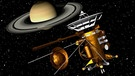 Saturnsonde Cassini | Bild: picture-alliance/dpa