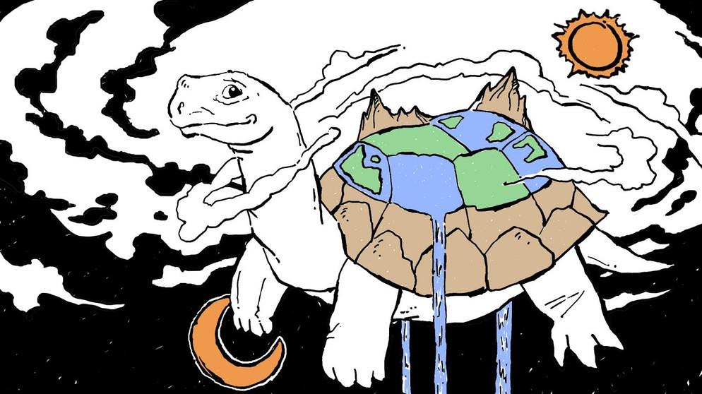 23 Mai 2000 Welt Schildkröten Tag Das Kalenderblatt Bayern 2