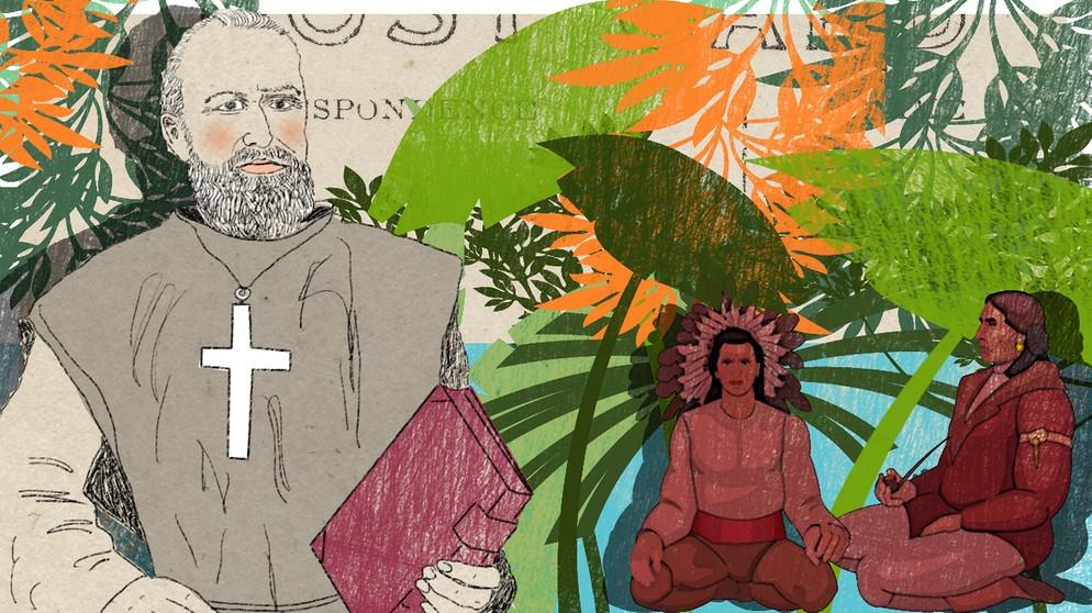 samuel fritz geboren indianer priester radiowissen wissen bayern 2 radio. Black Bedroom Furniture Sets. Home Design Ideas