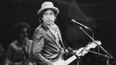 1984 Bob Dylan | Bild: picture-alliance/dpa