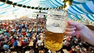 Bierkrug | Bild: picture-alliance/dpa