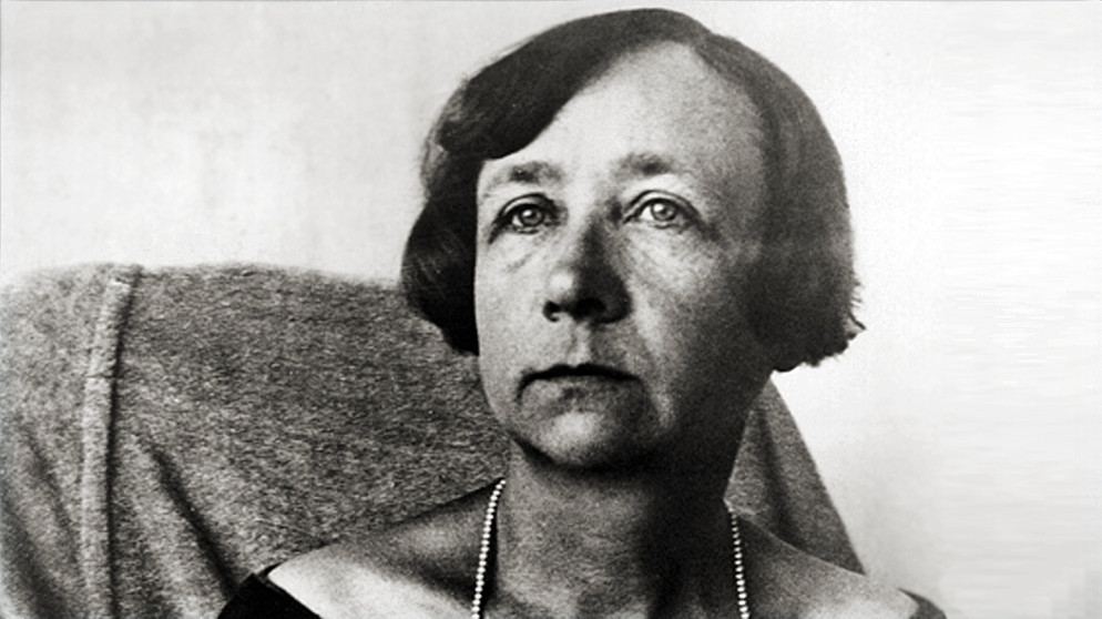 Gabriele Münter (1923) | Bild: picture-alliance/dpa / akg-images
