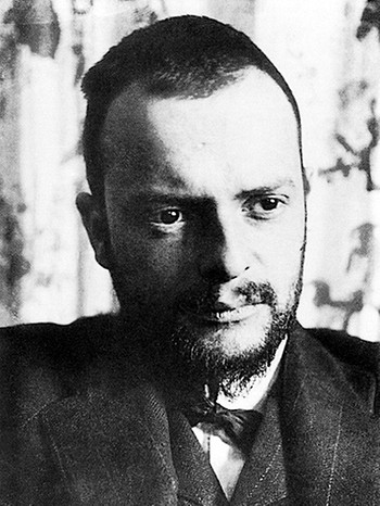 Paul Klee (1911) | Bild: picture-alliance/dpa