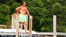 Nicolas Sarkozy mit Familie im Urlaub in New Hampshire, USA, 7. August 2007. | Bild: picture-alliance/dpa / DB Victor Kiszkiel / Press ...