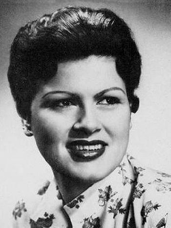 Patsy Cline 1961 | Bild: Creative Commons / ChrisTofu11961
