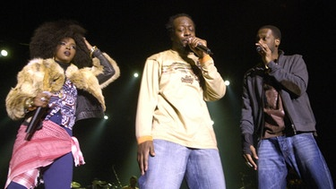 The Fugees | Bild: picture-alliance/dpa