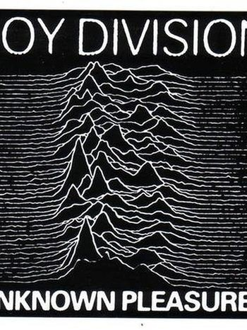 Plattencover Unknown Pleasure von Joy Division | Bild: Joy Divison / Factory Records