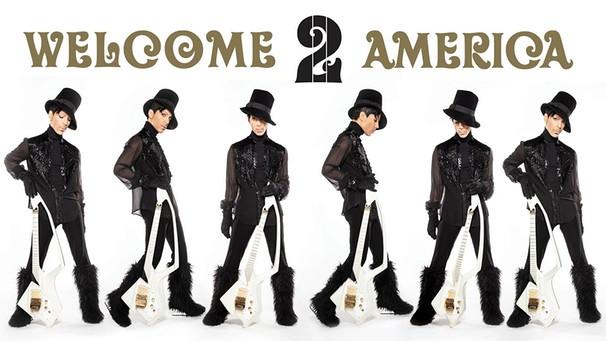 Prince - Welcome 2 America   Image: Prince (via YouTube)