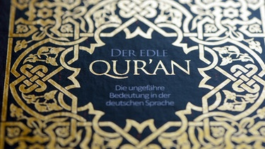 Koran | Bild: picture-alliance/dpa