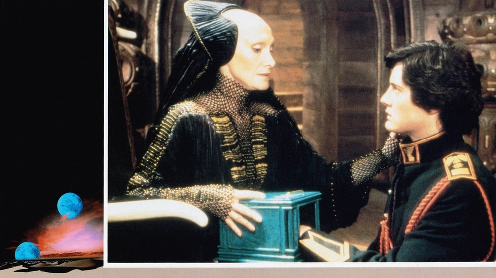 DUNE, from left: Sian Phillips, Kyle MacLachlan, 1984, © Universal/courtesy Everett Collection | Bild: picture alliance / Everett Collection | ©Universal/Courtesy Everett Collection