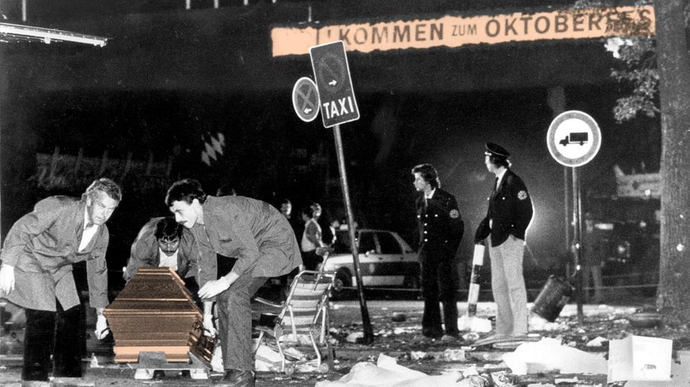 Rechter Terror in Deutschland: Das Oktoberfestattentat und die 1980er Jahre | BR.de
