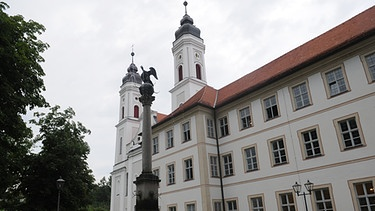 Kloster Irsee | Bild: picture-alliance/dpa