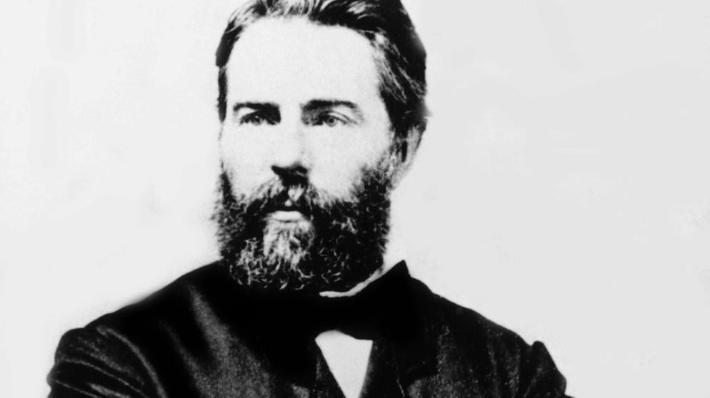 Herman Melville | Bild: picture alliance/CPA Media