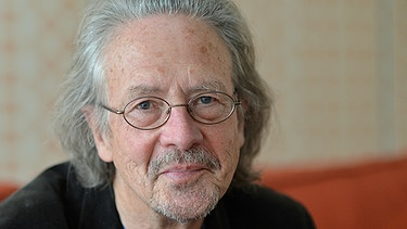 Peter Handke | Bild: picture-alliance/dpa