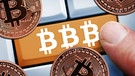 Symbolbild: Bitcoins | Bild: picture-alliance/dpa