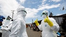 Ebola in Liberia | Bild: picture-alliance/dpa