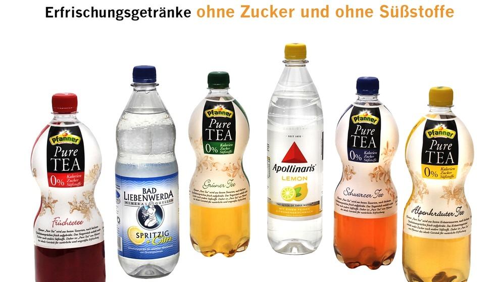 Voll auf Zucker: Foodwatch-Studie zu Getränken | BR24 | BR.de