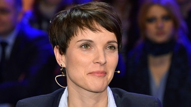 Frauke Petry | Bild: picture-alliance/dpa